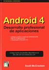 Android 4 Desarrollo profesional de aplicaciones