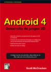 Android 4 - Desarrollo de juegos 2D