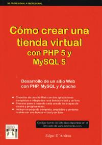 Cómo crear una tienda virtual con PHP 5 y MySQL5