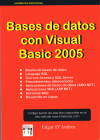 Bases de datos con Visual Basic 2005
