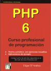 PHP 6 Curso profesional de programación