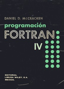 Fortran IV, de Daniel Mc Cracken (1967)