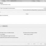 Instalación de software nuevo