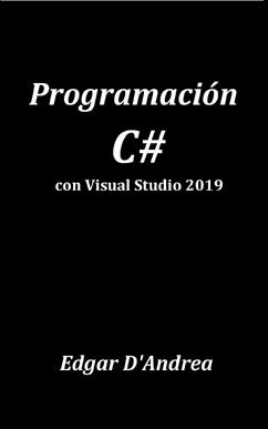 Programación C# con Visual Studio 2019